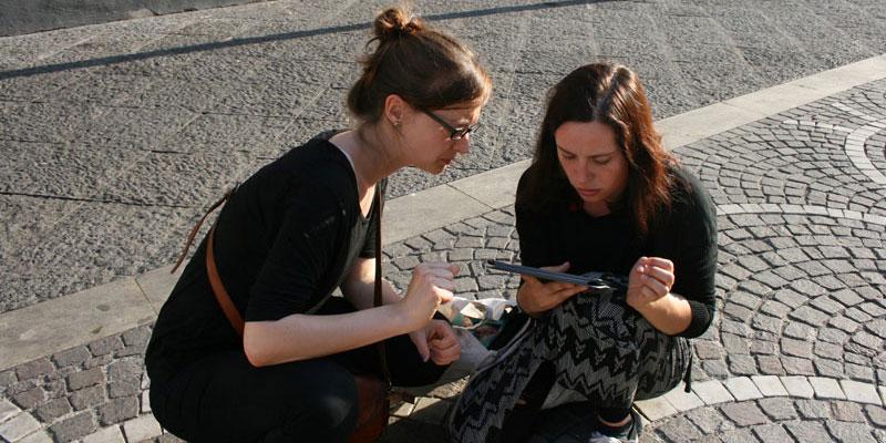 Wie ist es, auf Sizilien Flüchtlingshilfe zu leisten? In diesem Text berichtet Hanne von ihren Erfahrungen