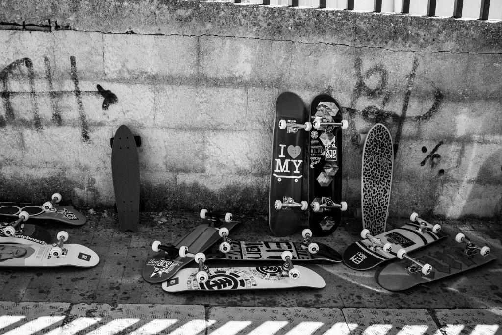 Danke: Skateboard-Workshop mit Geflüchteten in Sizilien von Skatedeluxe ermöglicht.