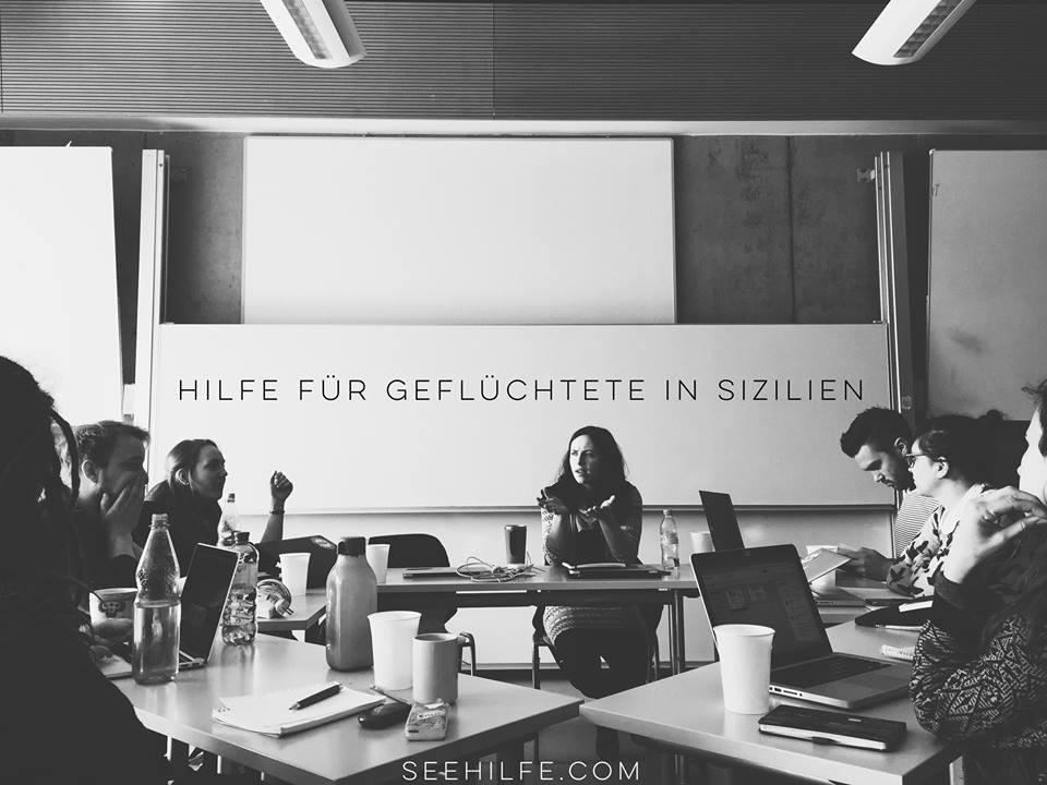 Vorbereitungstreffen in Bremen